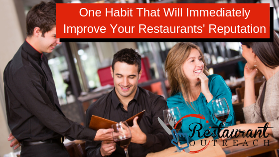 Restaurant Reviews and Reputation