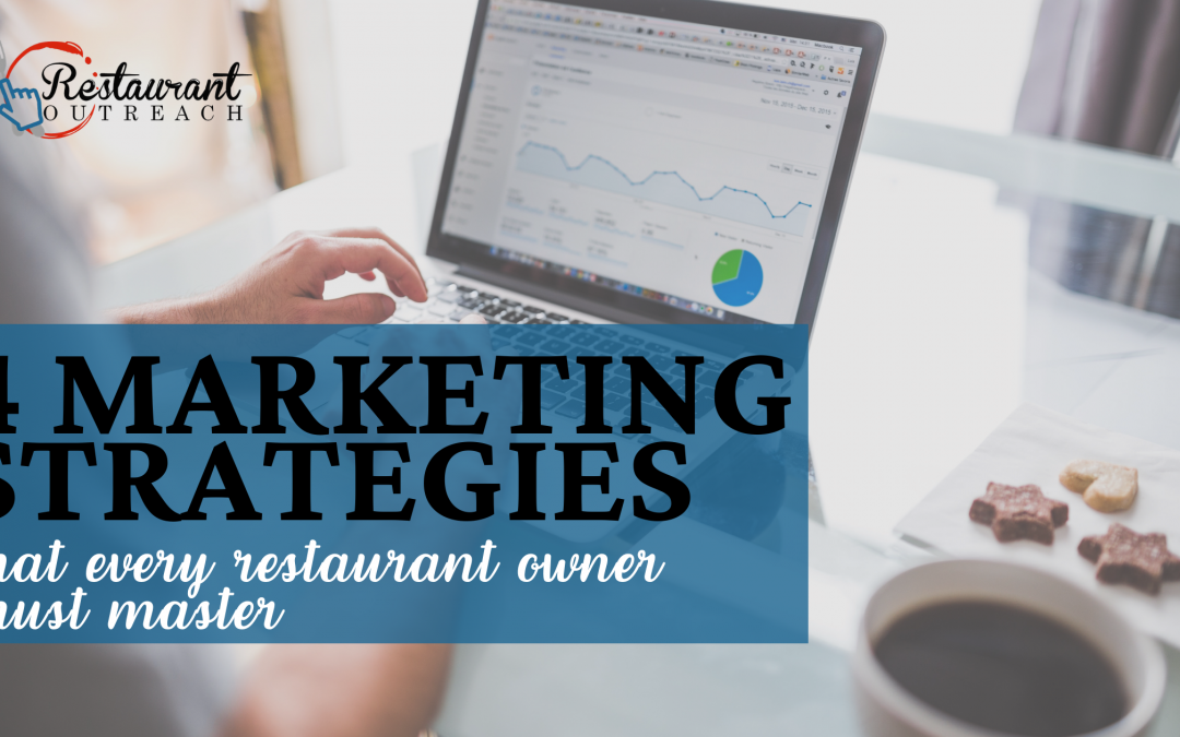 4 Marketing Strategies That Every Restaurant Owner Must Master