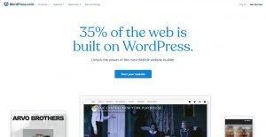 Wordpress for for Restaurant Marketing